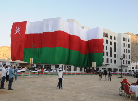 Telal Al Qurm  - 47th National Day Event