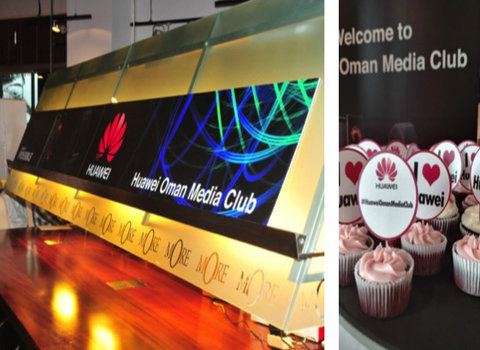 Huawei Oman Media Club – Power of Influencer Marketing